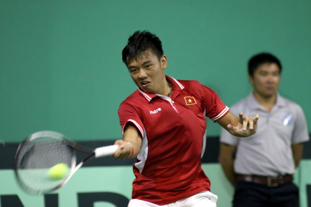 Five local tennis players first ever enter ATP