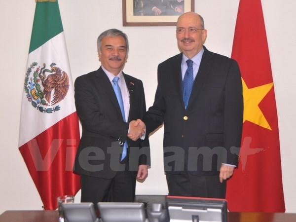 Vietnam, Mexico boost bilateral ties