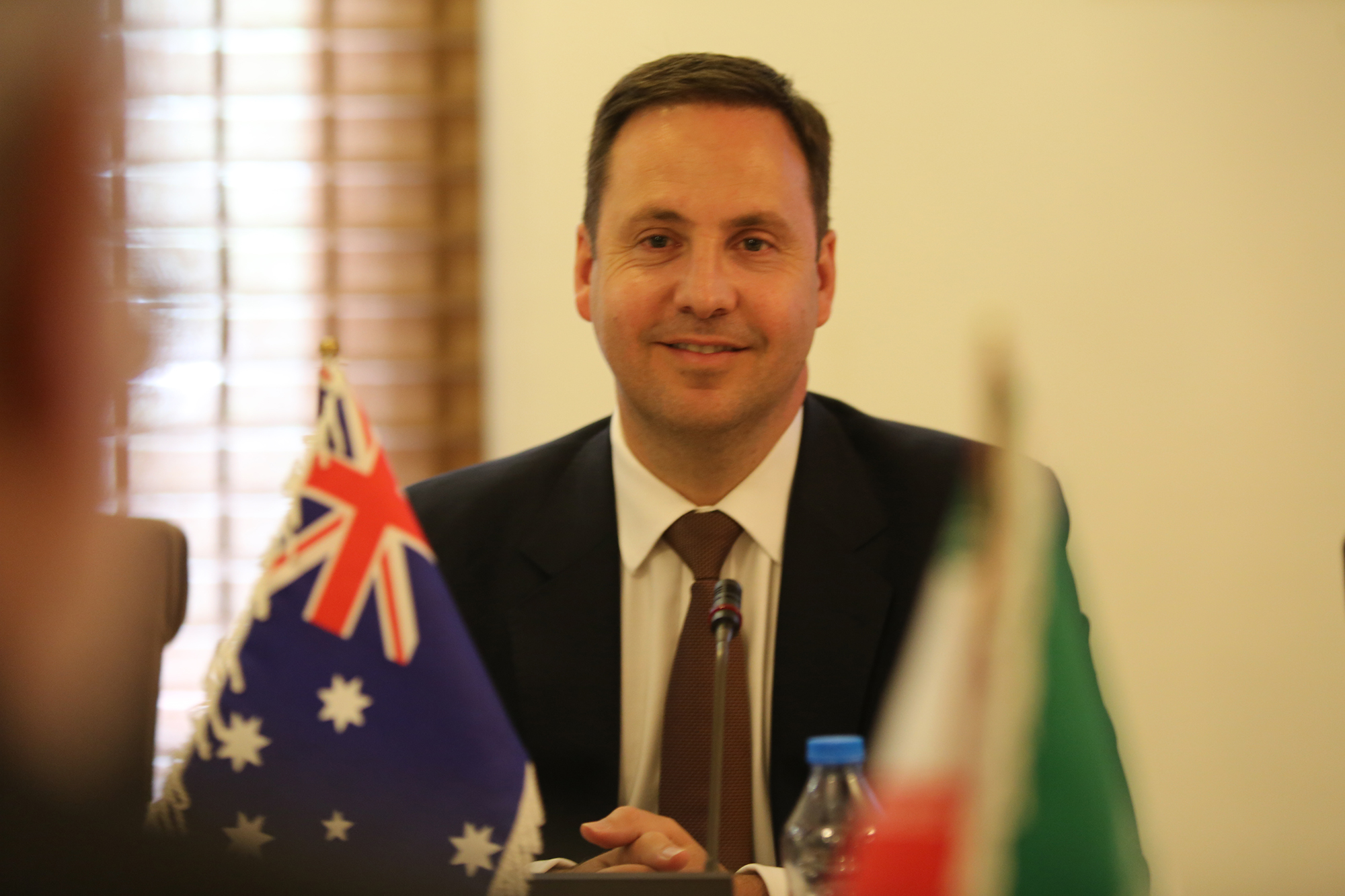 Australia's Minister for Trade, Tourism and Investment to attend APEC Ministerial Meeting