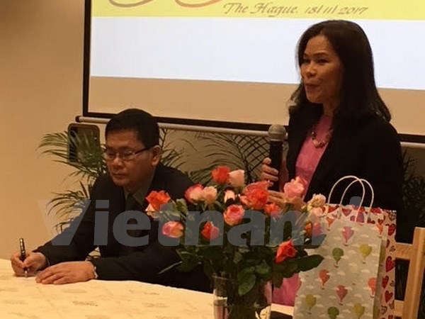 55th anniversary of Vietnam - Laos diplomatic relations marked in Netherlands
