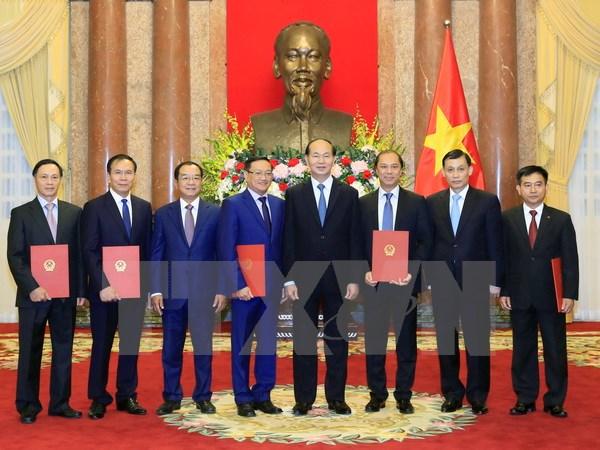 Rank of Ambassador bestowed upon diplomats