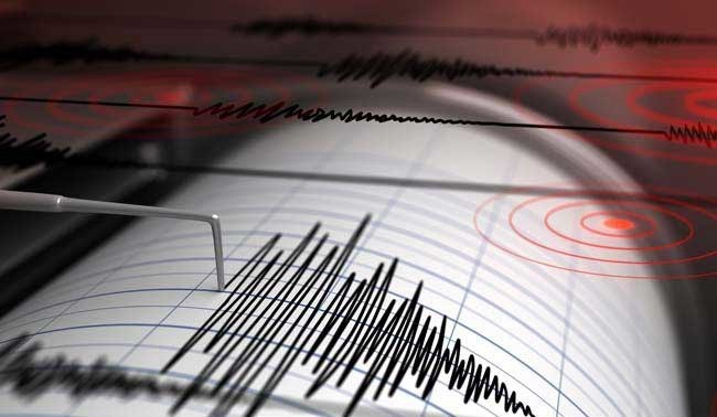 6-magnitude earthquake hits Hachijo-jima (Japan)