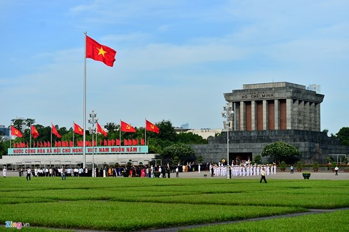 Ho Chi Minh Mausoleum to reopen