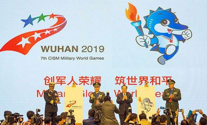 7th CISM Military World Games to open in China