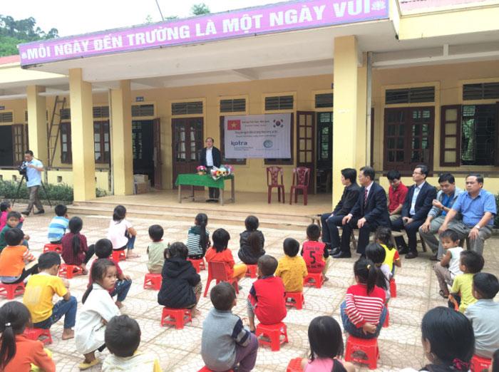 RoK company supports renewable energy development in Vietnam
