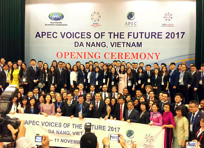 APEC Voices of the Future 2017 to discuss contributions to post-2020 vision