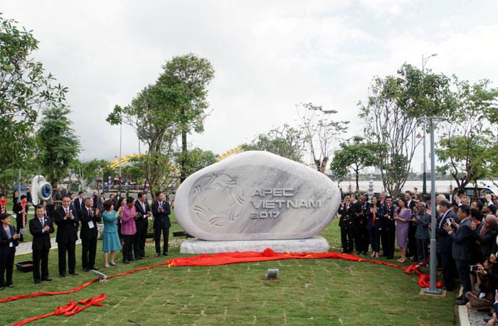 Da Nang inaugurates APEC park