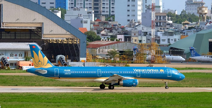 Vietnam Airlines offers special tickets for Southeast Asia destinations