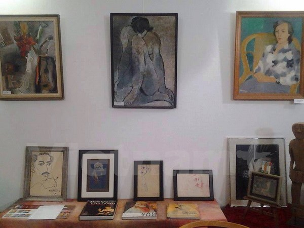 Exhibition promotes Vietnamese paintings in Germany