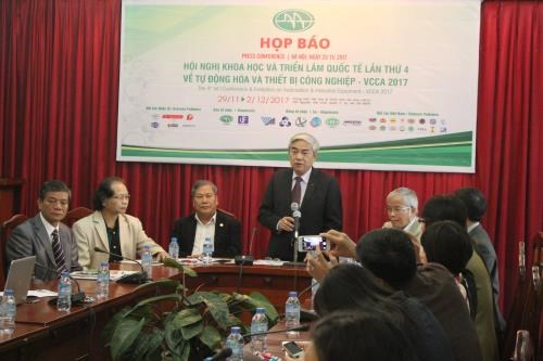 International conference, exhibition on automation to open in HCM city