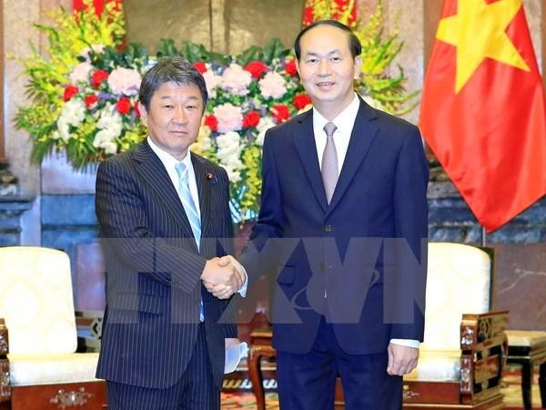 Japan a long-term partner of Vietnam: President