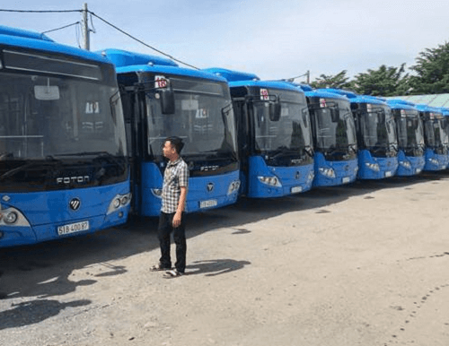 Ho Chi Minh city puts environment friendly buses into operation