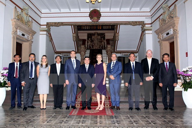 Premier of Ontario (Canada) ended first-ever business mission to Vietnam