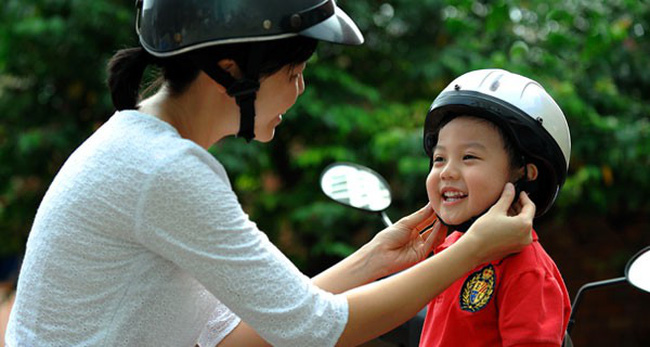 500,000 head injuries have been prevented by helmet: 10 years