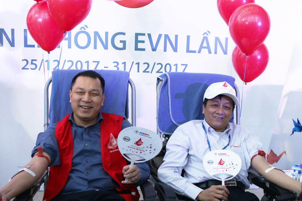 Electricity group launches blood donation campaign