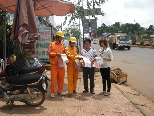 Dak Nong province: Over 99.5% of villages have access to national grid