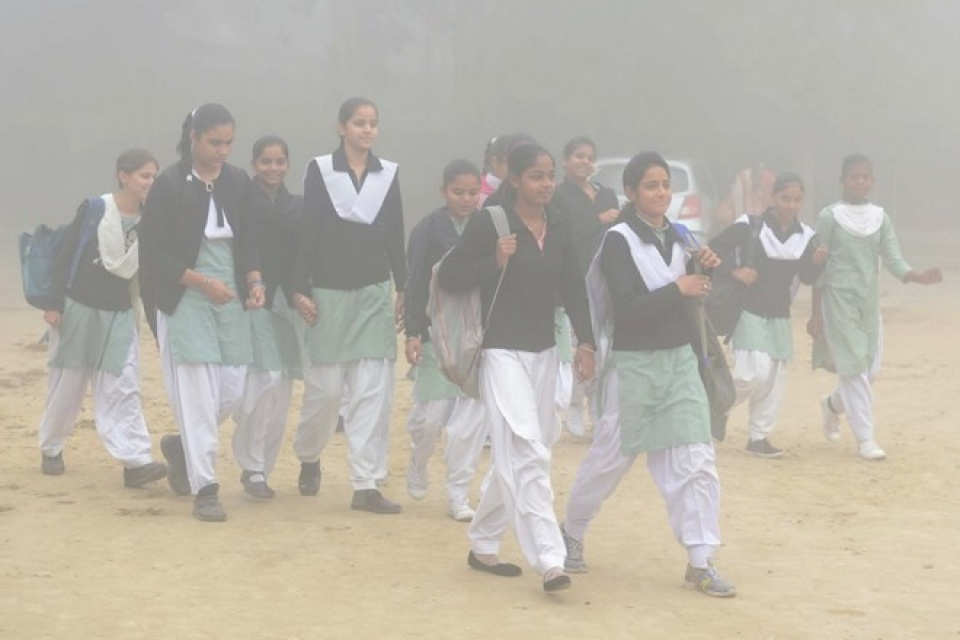 UNICEF: 17 million babies under the age of 1 breathe toxic air, majority live in South Asia