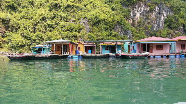 Nearly VND1.7 trillion to preserve fishing village in Ha Long bay