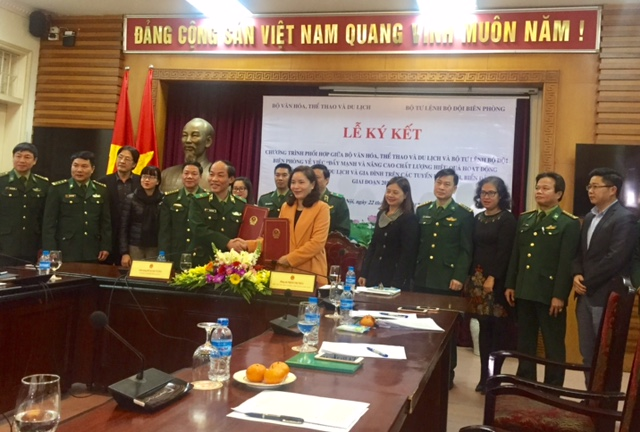 Cooperation on improving cultural life in border areas and islands