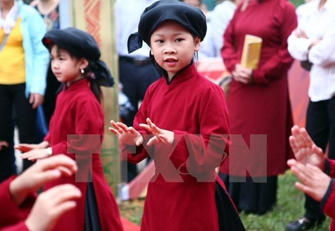 Xoan singing has been saved: UNESCO