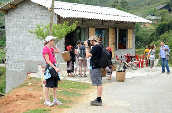 Sa Pa becomes national tourist area