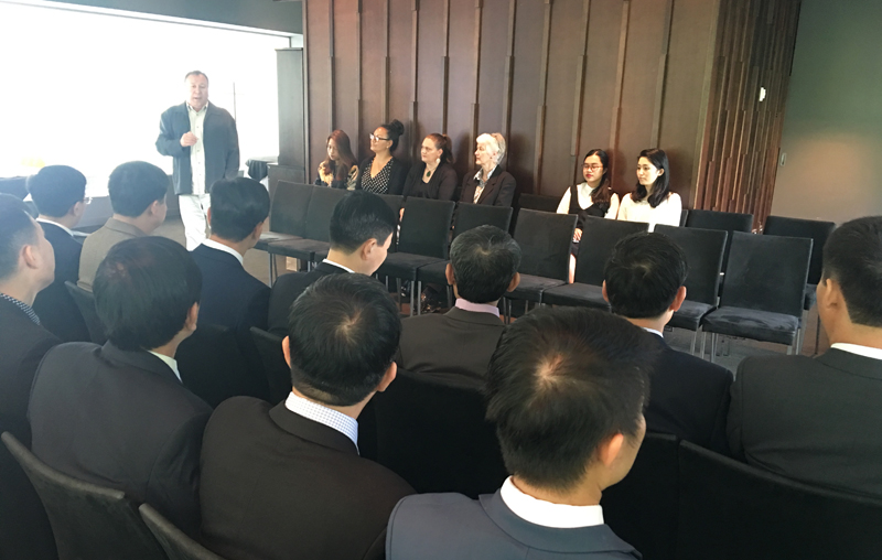 Quang Ninh officials attended tourism training course in New Zealand