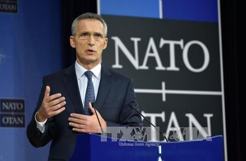 Jens Stoltenberg re-appointed as NATO Secretary General