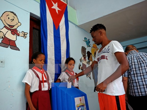 Second round of municipal elections concludes in Cuba