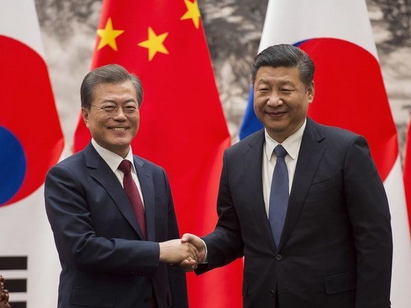 RoK President highly appraises visit to China