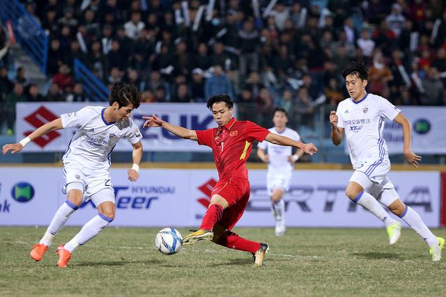 Vietnam's football spotlight in 2018