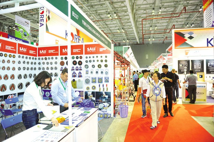 Vietnam Expo 2017 lures 750 firms