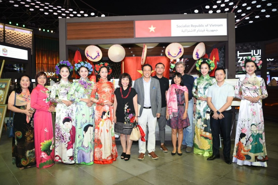 Vietnamese culture promoted in UAE
