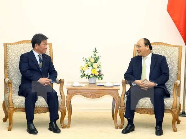 PM: Vietnam, Japan should pioneer in accelerating CPTPP