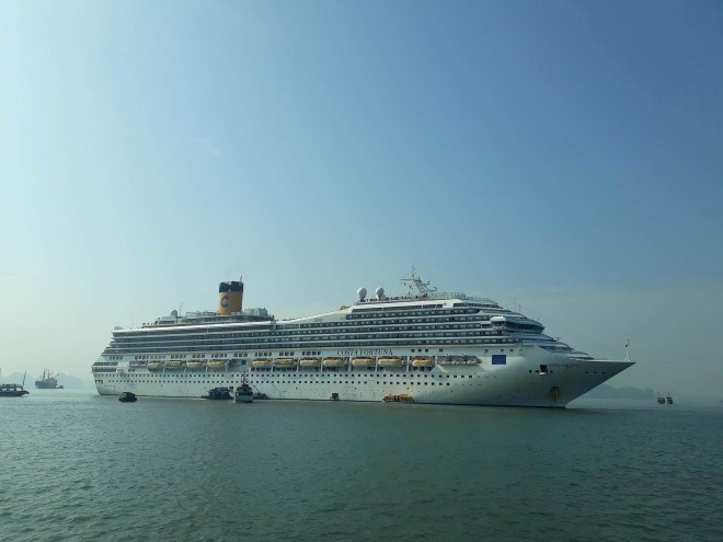 Coastal Quang Ninh-Chinese Fujian sea cruise route launched