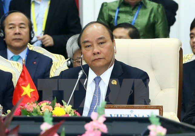 Prime Minister attends 2nd Mekong-Lancang Cooperation Leaders' Meeting