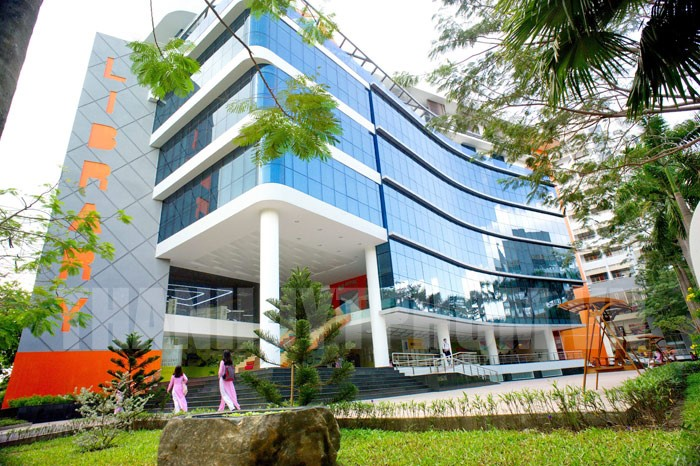 Ho Chi Minh city's modern libraries
