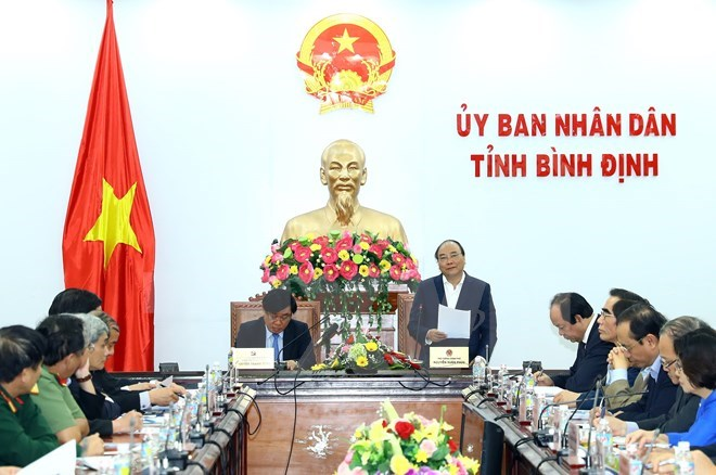 Binh Dinh urged to make breakthroughs in tourism