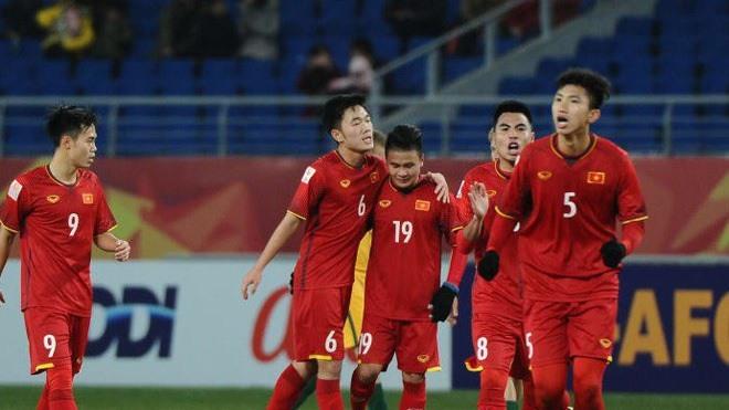 Vietnam beats Iraq for Asian U23 champs' semi-finals