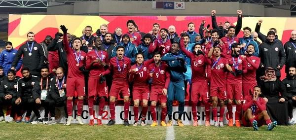 Qatar took bronze at AFC U23 Championship in China