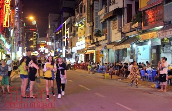 Southern city to have two more pedestrian streets during Tet 2018