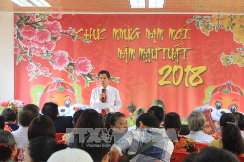 Overseas Vietnamese in Angola meet for New Year 2018