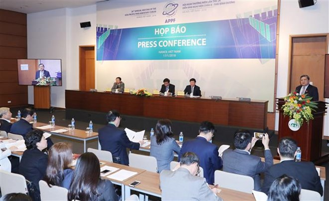 Over 350 international delegates to attend APPF-26