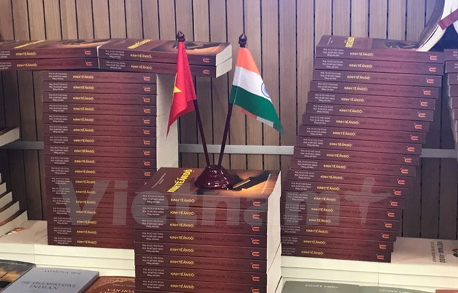 Books featuring Vietnam-India ties debut