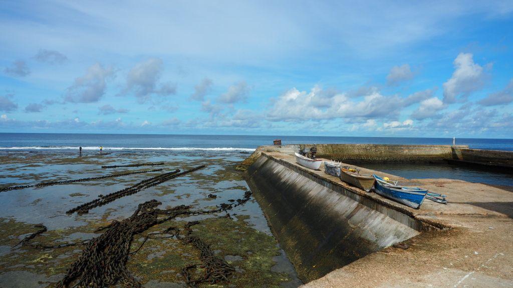 Green Climate Fund, Australia and ADB help upgrade Aiwo boat harbor in Nauru