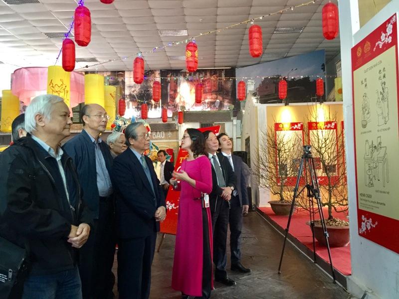 Experiencing lunar New Year at Thang Long Imperial Citadel