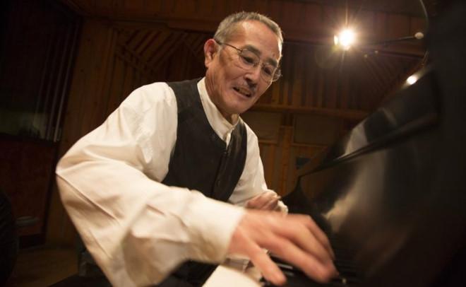 Jazz concert with Japanese pianist Yamashita Yosuke
