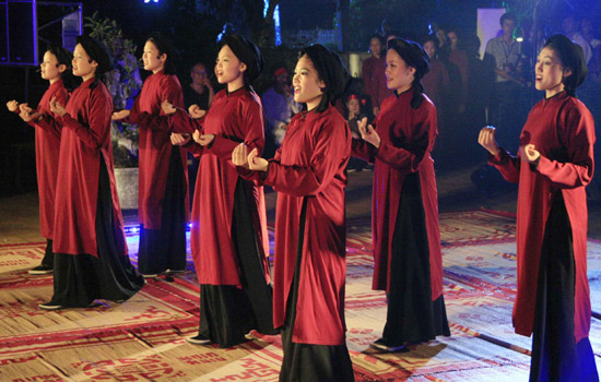 Xoan singing to receive recognition as intangible cultural heritage by UNESCO