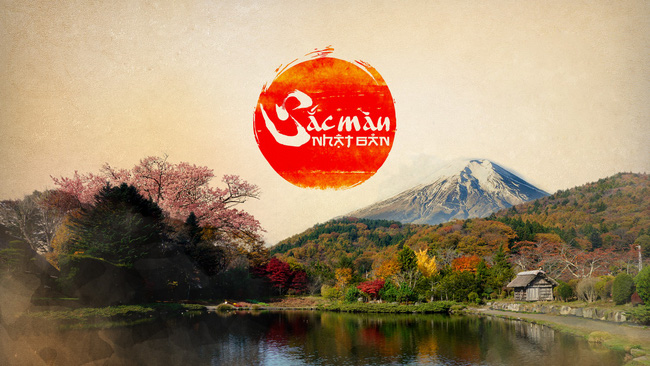 Discovering Japanese beauty through television program