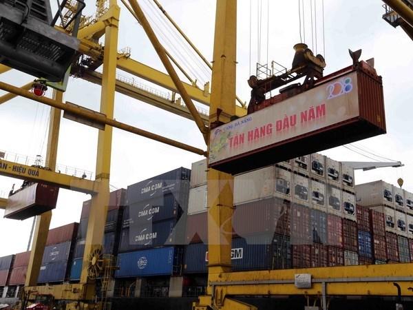 Da Nang port handles first cargo batch of 2018