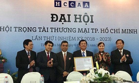Ho Chi Minh city launches Commercial Arbitration Association